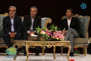 هادی کاظمی در یک شهر ضیافت